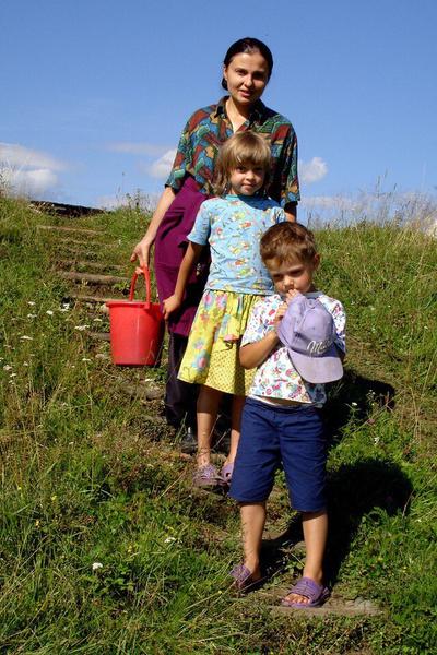 У Светланы четверо детей, рожденных от двух браков.