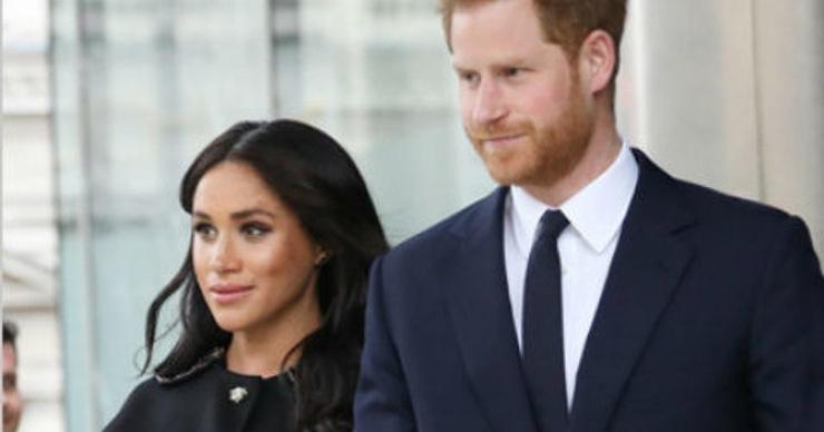 Меган Маркл и принц Гарри потратили на ремонт 4 миллиона долларов