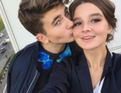 14-летняя Александра Стриженова хочет детей от молодого спортсмена