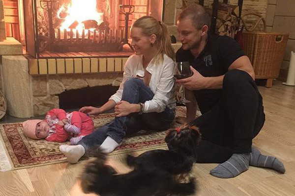 Иван принял дочь Екатерины