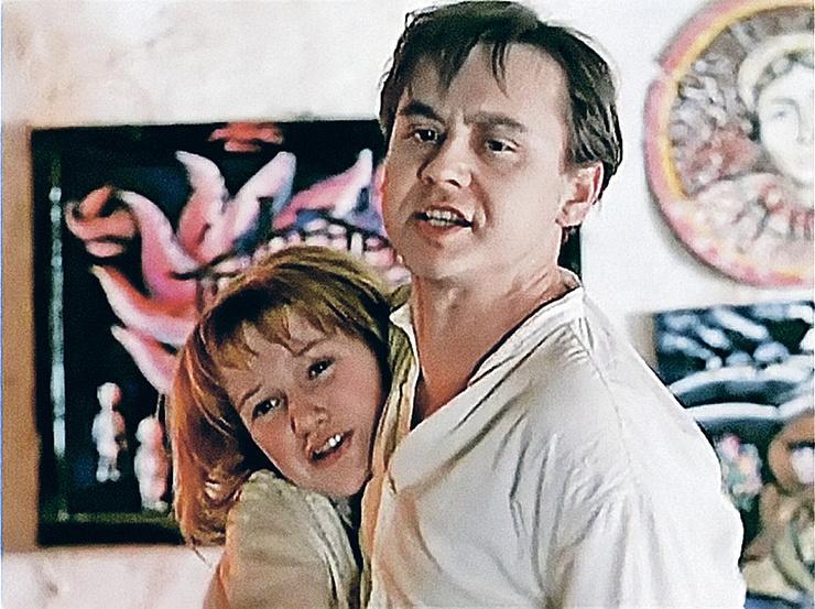 Елена Проклова даже снималась с мэтром в одних картинах