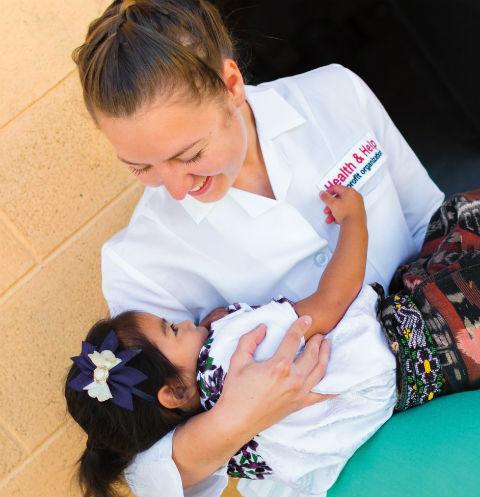 27-летняя Валикова несколько лет отработала в приемном покое инфекционной клинической больницы в Уфе, затем училась в Бельгии, а после переехала в Гватемалу