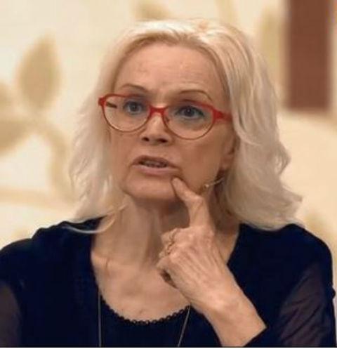 Любовь Ивановна не жалеет о романе с Герасимовым