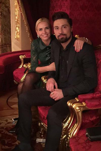 Лена Перминова и Дима Билан