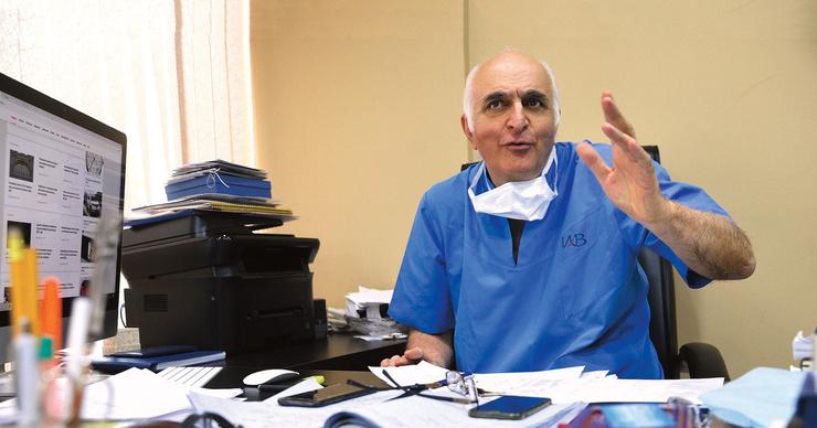 Хирург без скальпеля