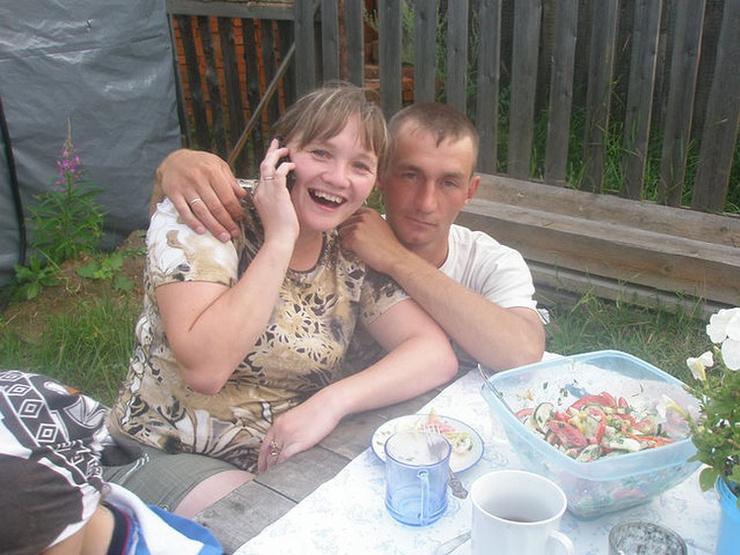 Родители маленькой Полины