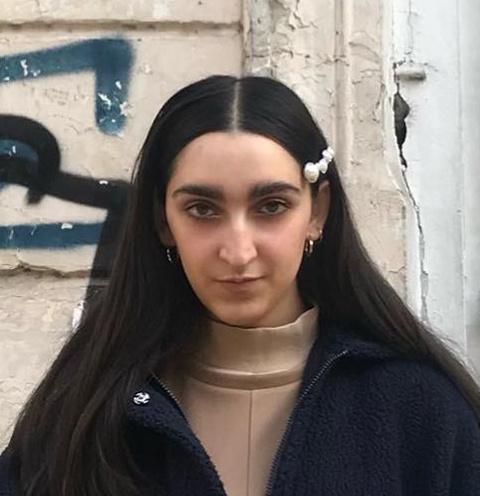 Армина Арутюнян из Еревана