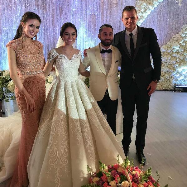 Новости: Тарасов и Костенко зажгли на свадьбе – фото №2