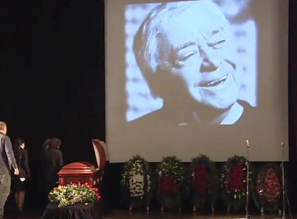 Прощание с Карцевым прошло в московском Центральном доме литераторов