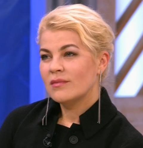 Бывшая супруга Александра Алиева Татьяна
