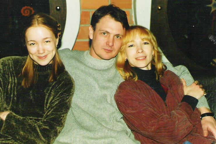 Жена Юрия Мороза Марина Левтова погибла в 2000-м