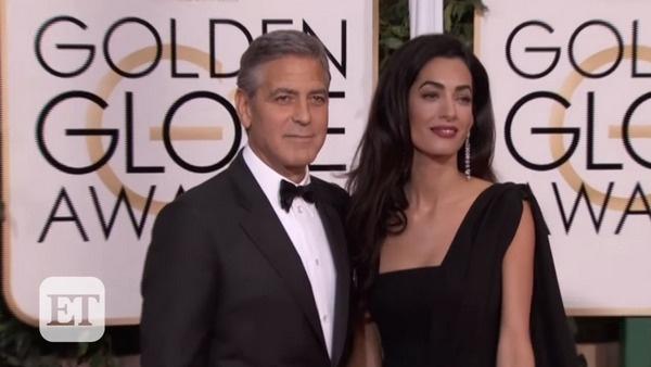 Джордж Клуни женился на Амаль Аламуддин в сентябре 2014 года
