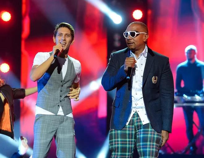 ЮрКисс и Timbaland