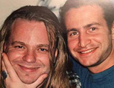 Лихие 90-е: редкие фото звезд двадцатилетней давности