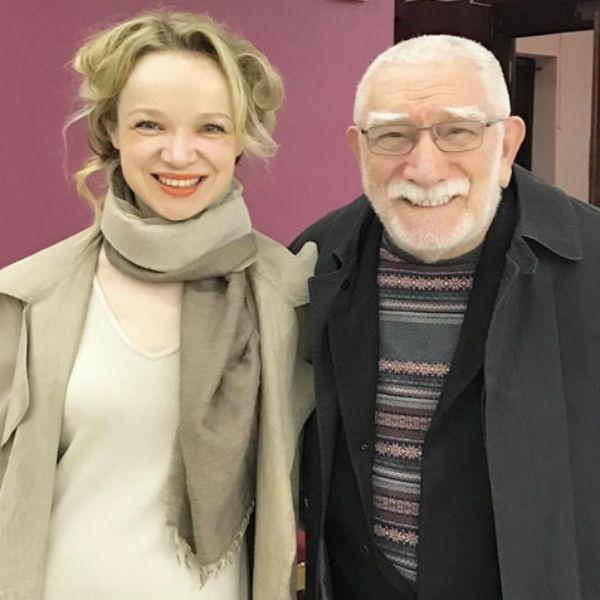 Виталина и Армен Борисович встречались на протяжении многих лет