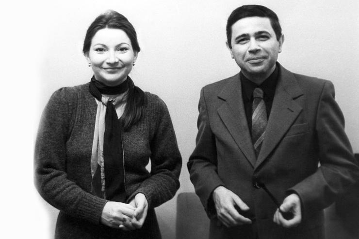 Елену Степаненко Евгений Петросян называл идеальной женой