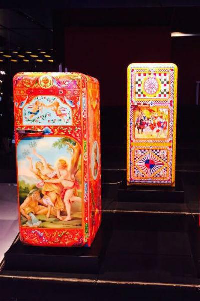 Андрей Малахов: Холодильник как арт-объект – фото №4