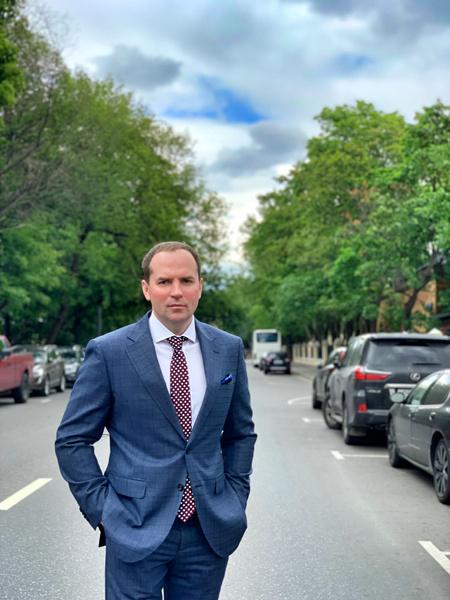 Адвокат экс-супруги спортсмена Сергей Жорин