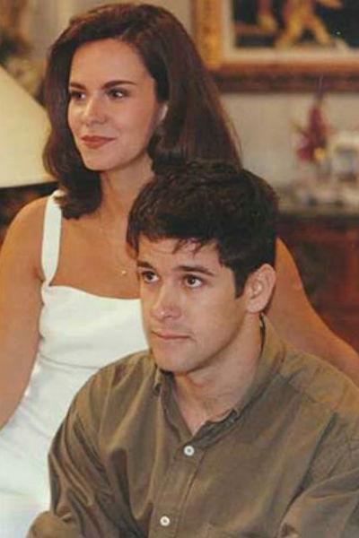 В бразильских сериалах актеру чаще всего доставались роли положительных героев