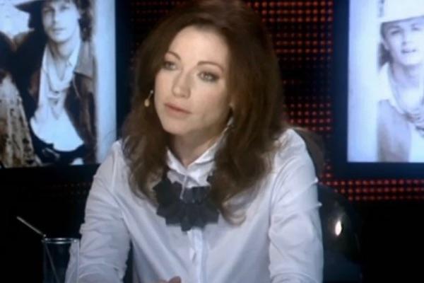 Алена Хмельницкая в гостях у Киры Прошутинской