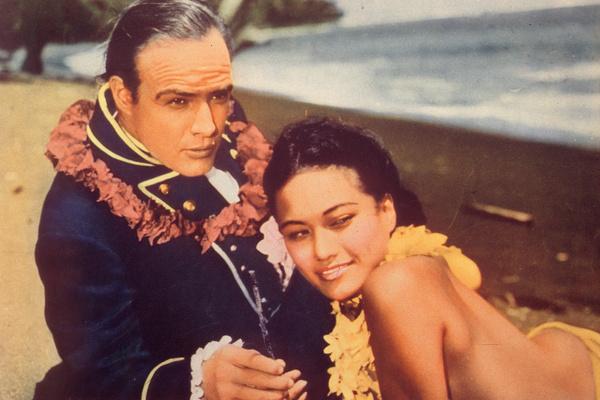Тарита Териипия была главной любовью Брандо