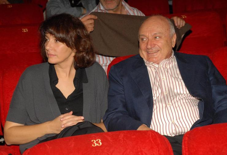 В последние годы жизни артиста поддерживала его супруга