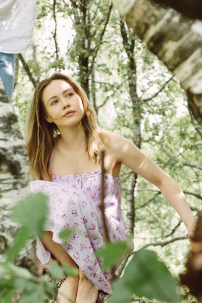 Съемки сериала проходили преимущественно в деревне