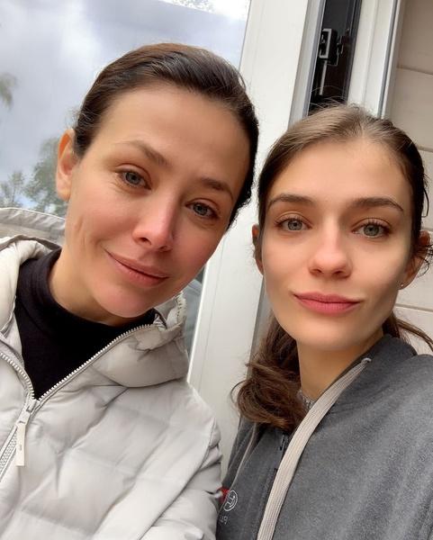 Старшая дочь Екатерины очень похожа на нее