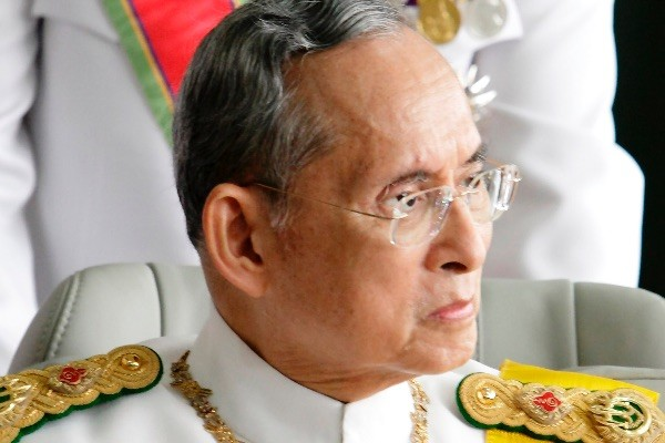 Король Таиланда Пхумипон Адульядет