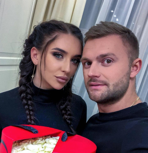 Виктор Литвиов и Татьяна Мусульбес