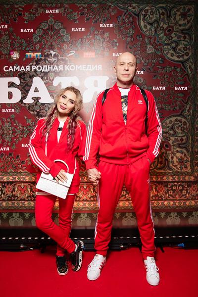 Карина Кросс и Сергей Дружко
