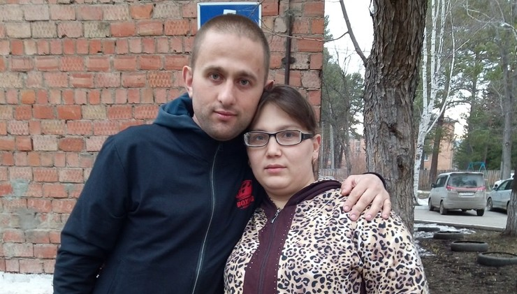 Виктор Булычев и Екатерина Филиппова