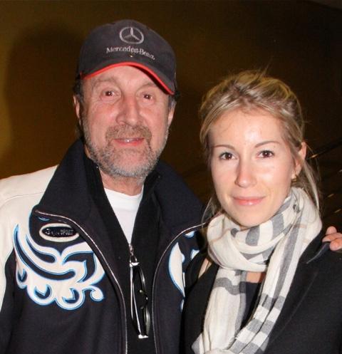 Беременная дочь Леонида Ярмольника появилась на торжестве без супруга