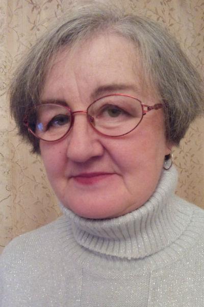 Мама Романа Тертишного