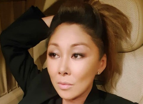 Анита Цой о состоянии здоровья: «Швы болят»