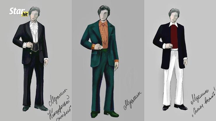 Мусли Магомаев был законодателем мужской моды