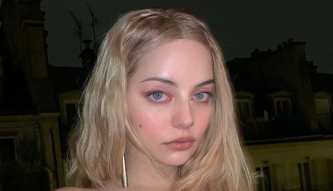 Катя Кищук показала голую грудь