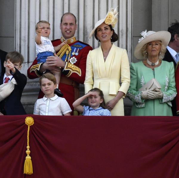 Королевская семья