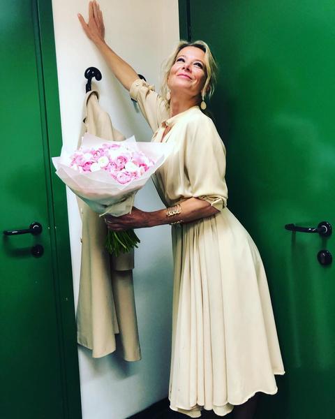 Актриса призывает женщин носить платья