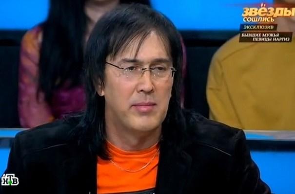 Руслан Шарипов, первый супруг Наргиз