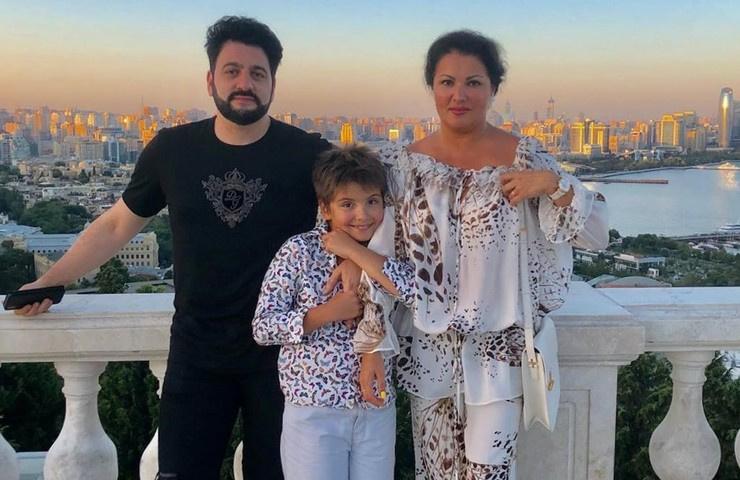 Юсиф Эйвазов о сыне Анны Нетребко: «Если завтра родной отец захочет забрать Тьяго, я его не отдам»