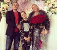 Анастасия Волочкова повеселилась на вечеринке в компании бывшего мужа
