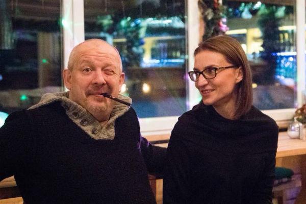 Дмитрий женился на Ксении Бик за два года до смерти