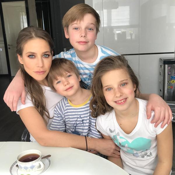 Юлия родила третьего ребенка, несмотря на отговоры Аршавина