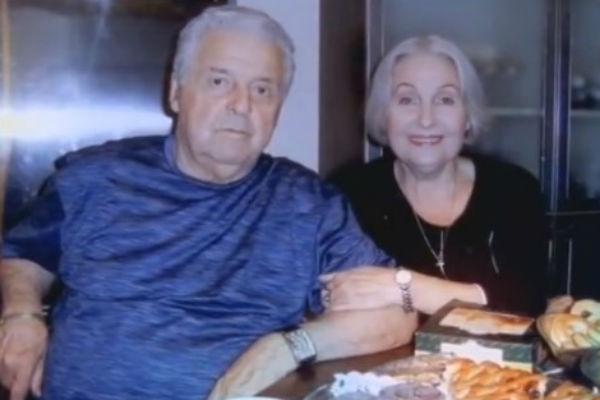 Брак с Лидией Козловой продлился более 50 лет