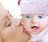 Кристина Агилера впервые показала дочь