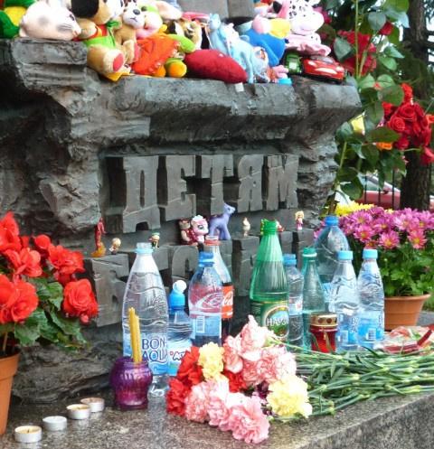 186 детей погибли в теракте в Беслане