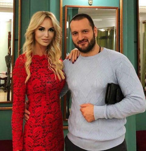 Мария Ещенко и Алексей Самсонов