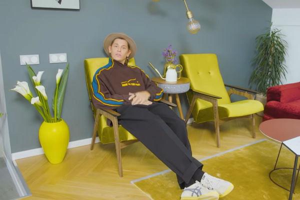 Кресла напоминают стилисту о детстве
