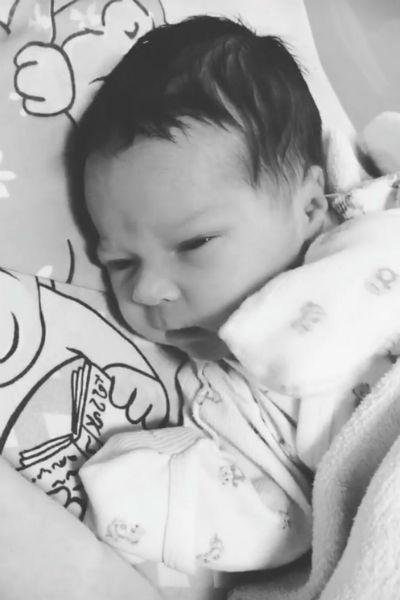 Родители назвали малыша Семеном